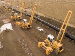 Türkiye'nin Doğal Gaz Hatları Ve Projeleri
