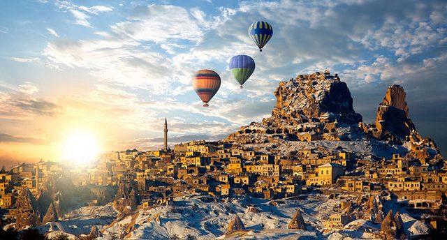 Türkiye'nin Turizm Potansiyeli ve Varlıkları