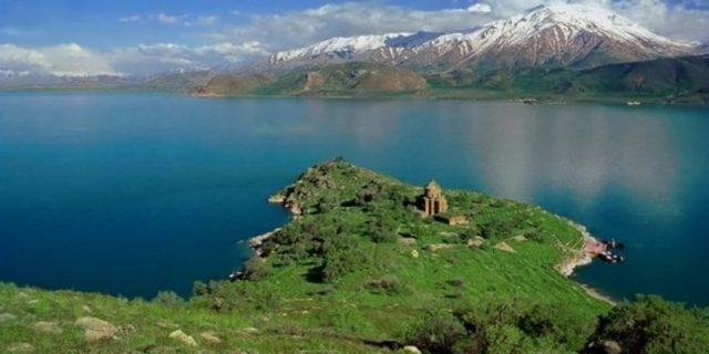 Van Gölü, Oluşumu ve Özellikleri
