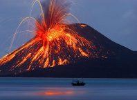 Volkan Patlamaları İçin Erken Uyarı Sistemi