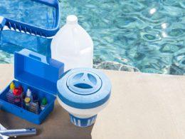 Yüzme Havuzu Kimyasalları Nelerdir?