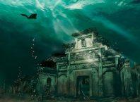 Suya Gömülmüş Şehirler