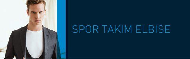 İtalyan Kesim Spor Takım Elbise Modelleri