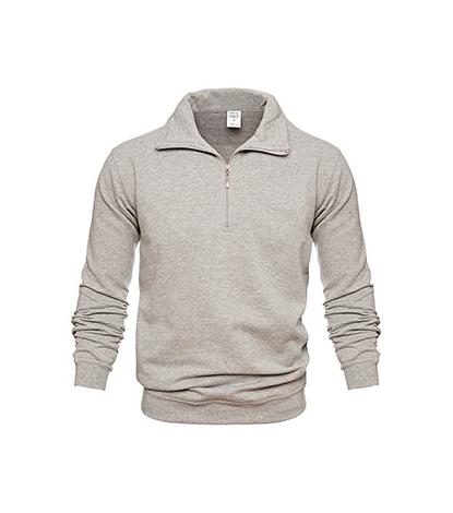Fermuarlı Sweatshirt Erkek Modelleri