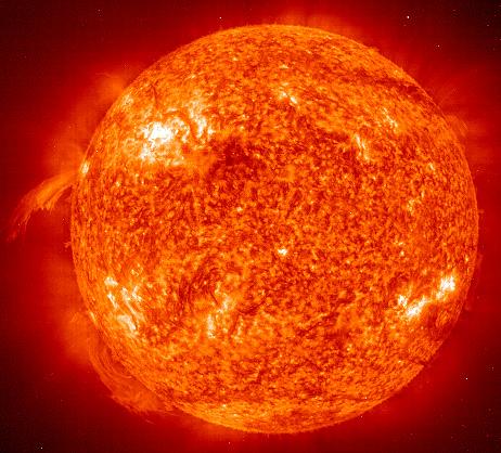 Güneş'in İçine Yolculuk