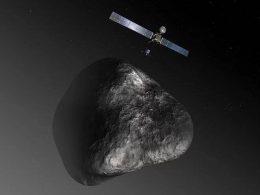 Kuyruklu Yıldız Üzerine İnen İlk Uzay Aracı: Rosetta