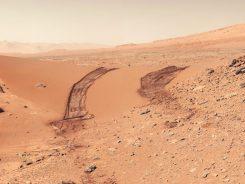 Mars'ta Hayat Var mı?
