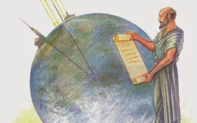 Dünyanın Çevresini Matematik Bilgisiyle Hesaplayan İlk İnsan: Eratosthenes