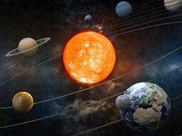 Güneş Sistemi İçinde Dünya