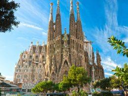 Bitmeyen Kilise: La Sagrada Familia