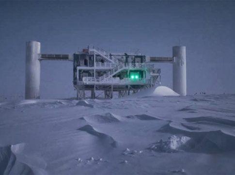 Dünyanın En Büyük Nötrino Teleskobu: IceCube