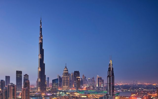 Dünyanın En Yüksek Binası: Burj Khalifa
