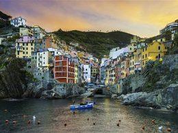 Riomaggiore, Italya