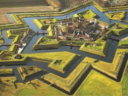 Fort Bourtange, Hollanda