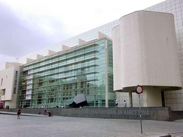 Barselona Çağdaş Sanat Müzesi