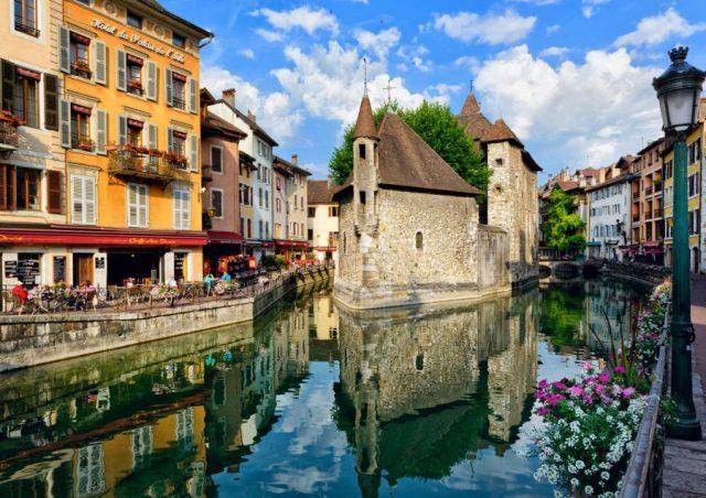 Fransa'nın Masal Kenti: Annecy