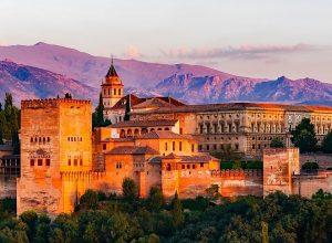 Granada, İspanya