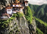 Güney Asya'da Güney Asya Olmayan Bir Ülke: Bhutan