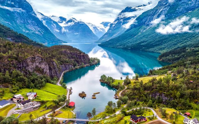 Norveç'in Masalsı Güzelliklerini Keşfedin!