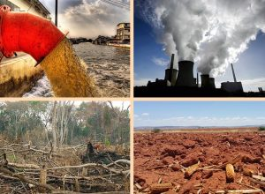 Doğal Kaynakların Bilinçsiz Kullanımı ve Çevre Sorunları