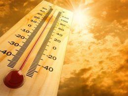 Ekstrem Sıcaklıklar