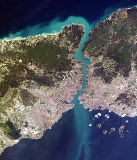 İstanbul ve Çanakkale Boğazı