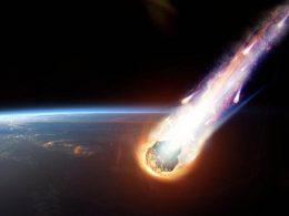 Meteor Düşmesi Nedir?