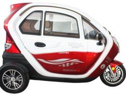 Kral Grande 5000 Elektrikli Araba İncelemesi