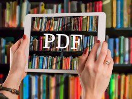 PDF Kitap Nasıl Okunur?