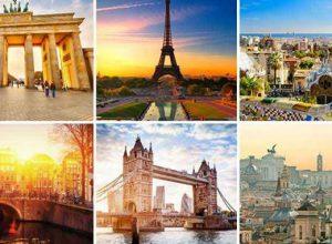 MNG Turizm Avrupa Turları