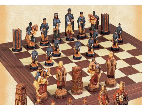 Satranç Kim Tarafından, Ne Zaman İcat Edildi? (Satranç Tarihçesi)