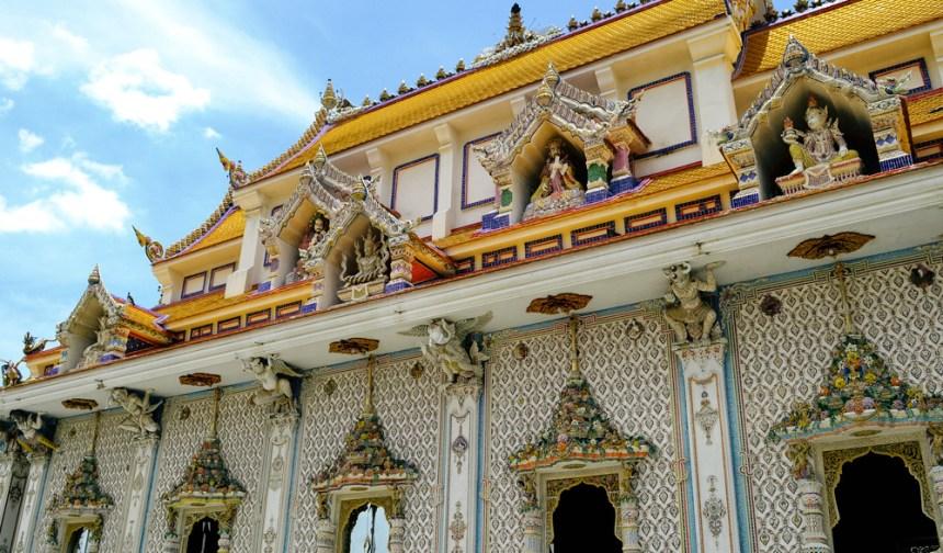 Wat Pariwat (David Beckham Tapınağı), Bangkok