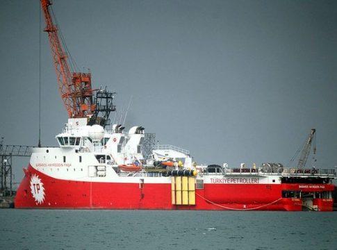 Karadeniz'de 320 milyar m3 doğalgaz keşfedildi