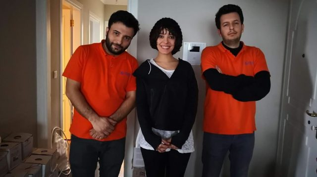 İstanbul Eşya Depolama – Turuncu Eşya Deposu