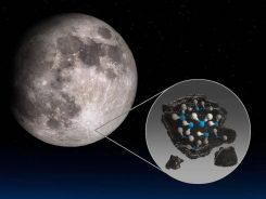 NASA Açıkladı: Ay'da Kesin Olarak Su Var