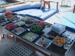 Teknede Kahvaltı Turları ile Güne Keyifli Başlayın
