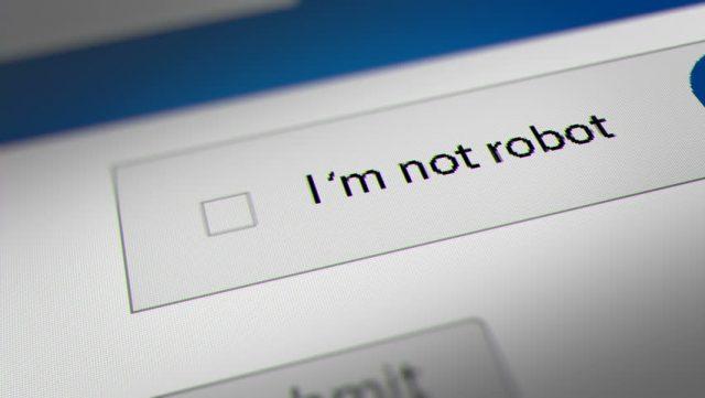Robot Olmadığınızı Kanıtlayın: CAPTCHA