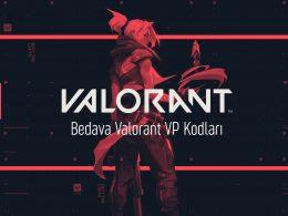 Bedava Valorant Points (VP) Kodları