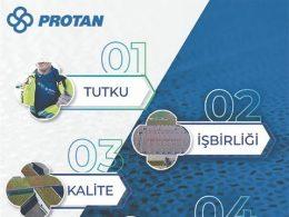 Membran İhtiyaçlarınız İçin Doğru Adres Protan Turkey